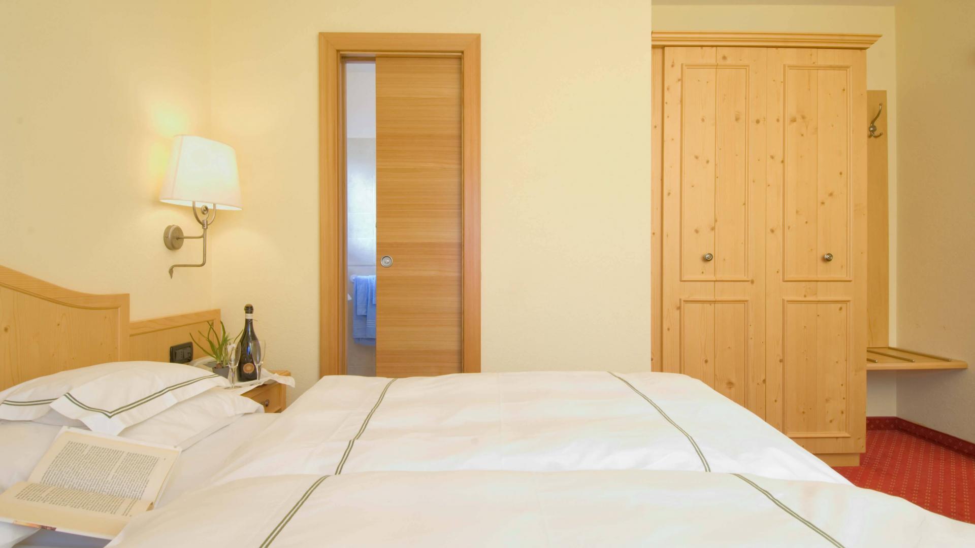 Camera doppia - hotel del Bosco a Livigno