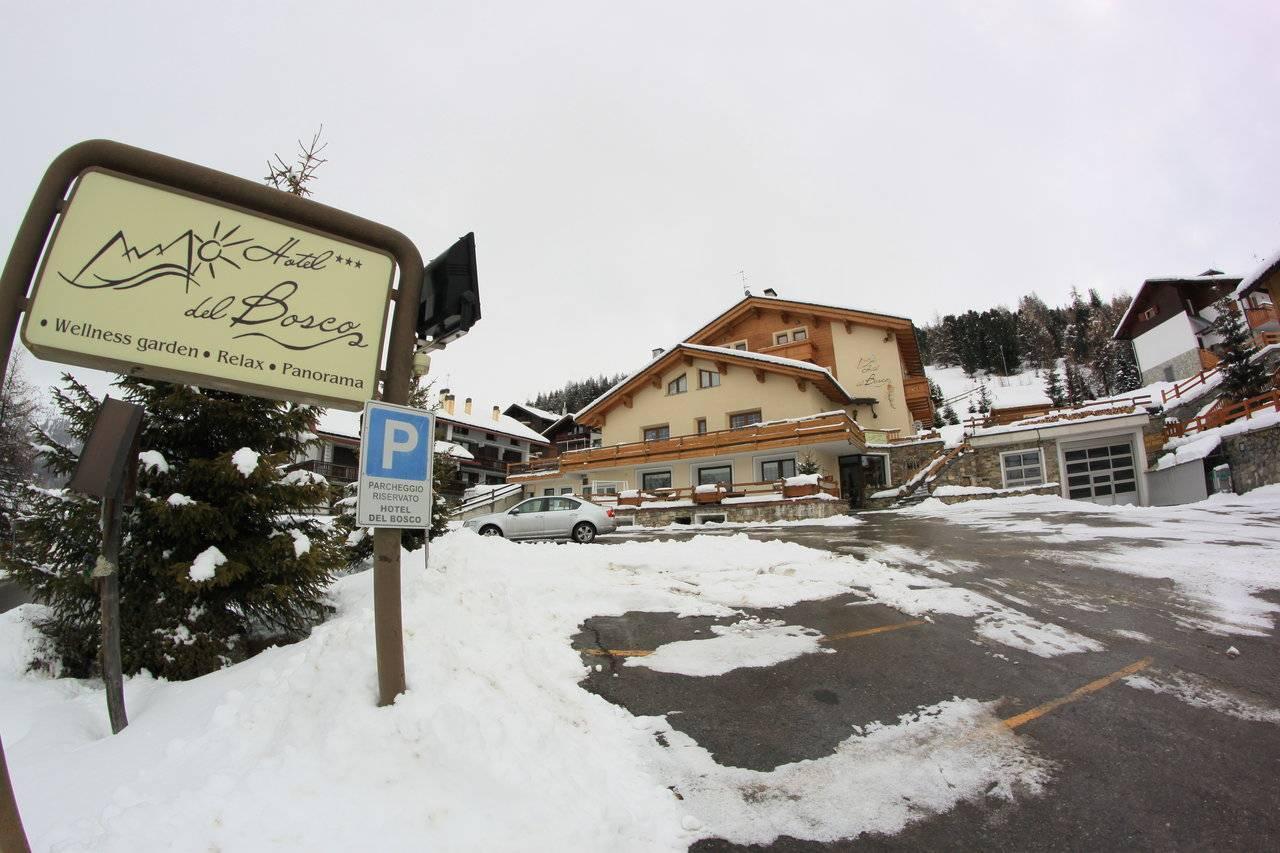 I contatti dell'hotel del Bosco a Livigno