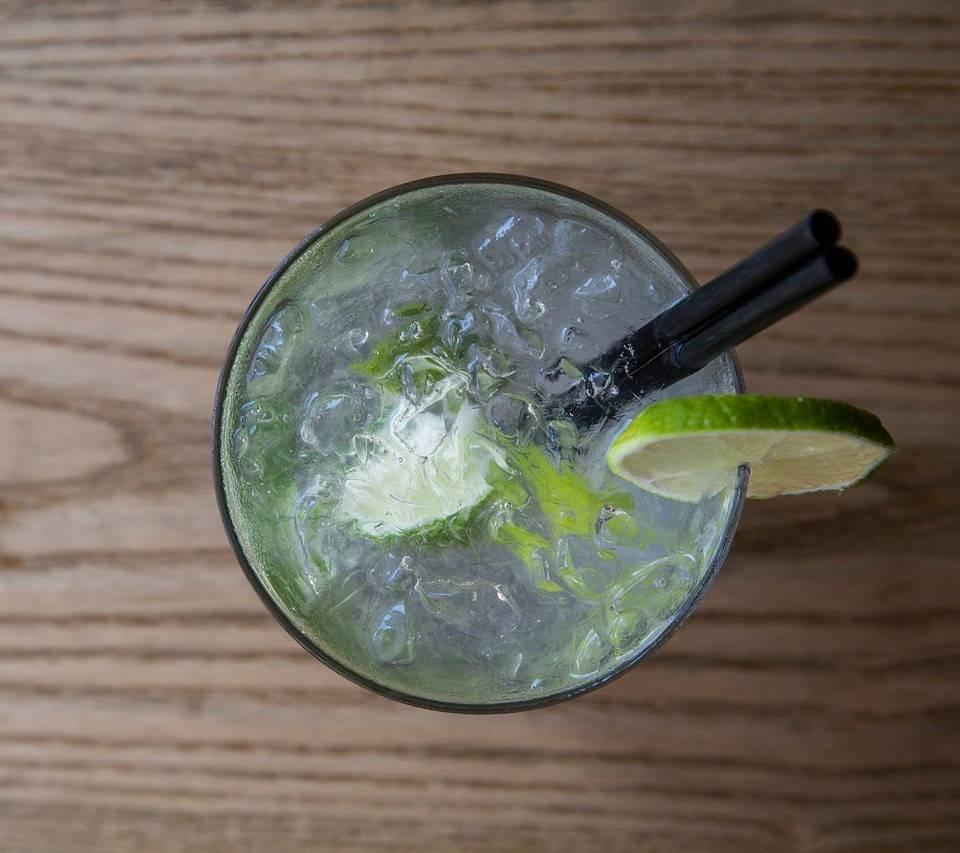 Cocktail presso il bar di Hotel del Bosco