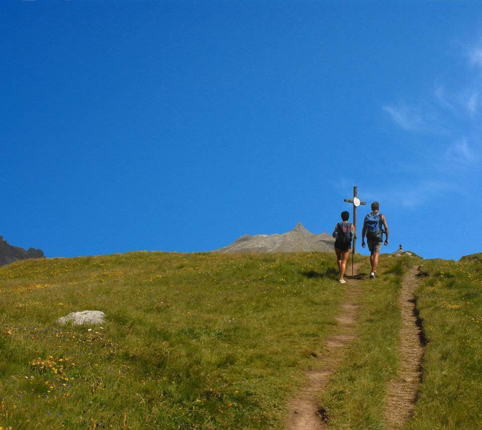 Trekking a Livigno